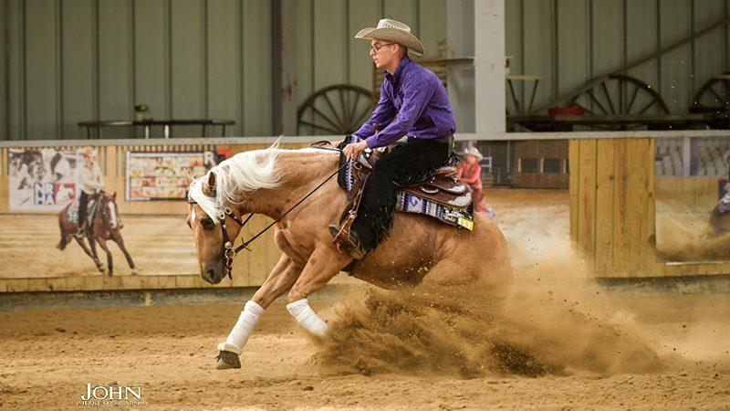 Eerste resultaten Get Back In The Saddle