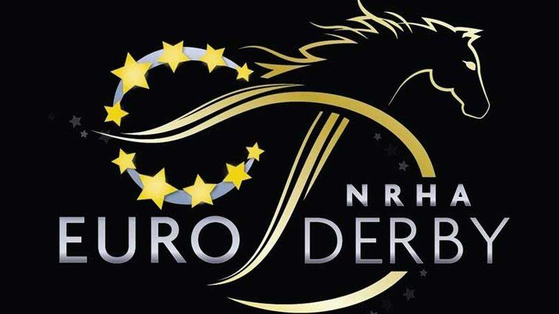 NRHA European Derby 2020 van start